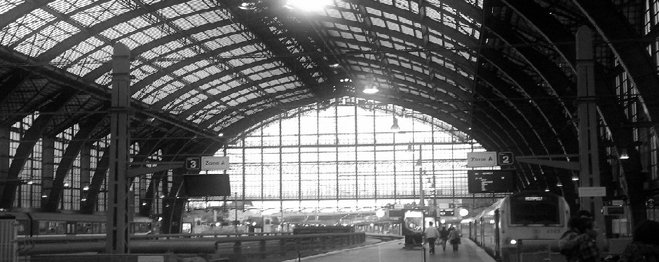 Antwerp Train Station